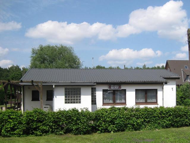 Kleingartenverein Hövelhof Vereinshaus Seite